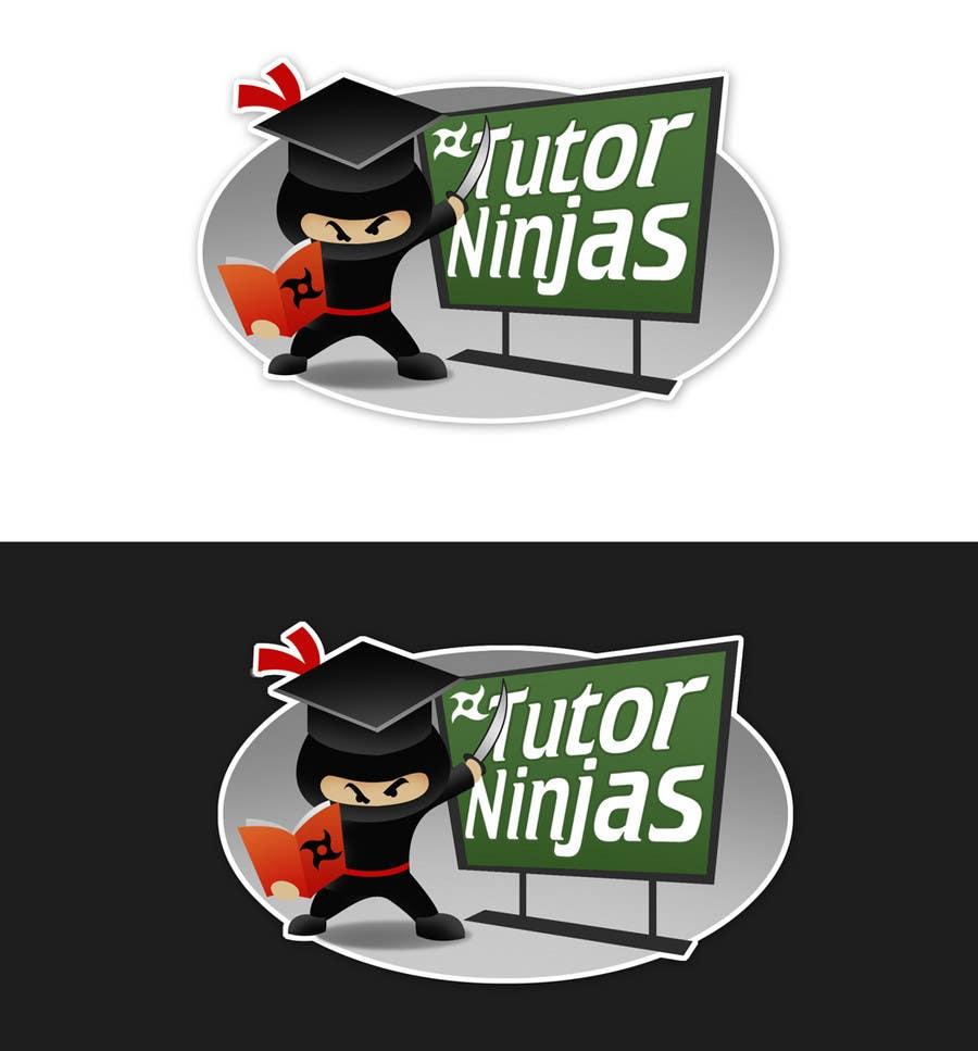 Inscrição nº                                         132                                      do Concurso para                                         Logo Design for Tutor Ninjas