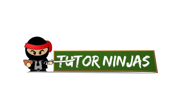 Inscrição nº                                         108                                      do Concurso para                                         Logo Design for Tutor Ninjas