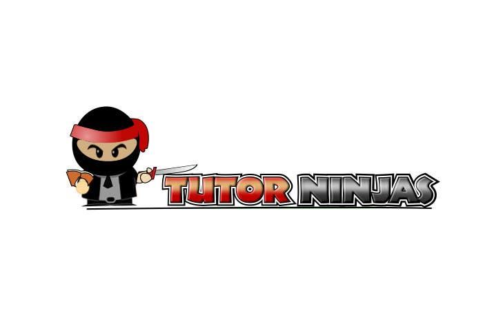 Inscrição nº                                         82                                      do Concurso para                                         Logo Design for Tutor Ninjas