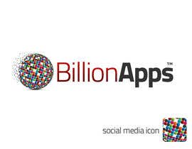 nº 112 pour Logo Design for billionapps par maidenbrands