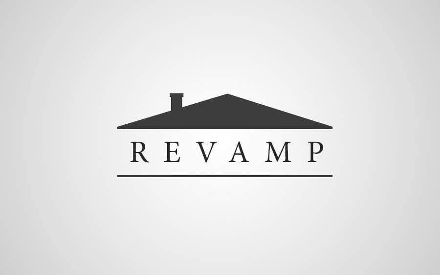 Logo Design for Revamp için 80 numaralı Yarışma Girdisi