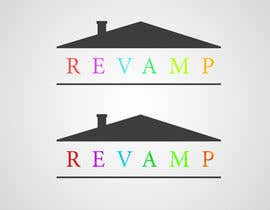 #81 para Logo Design for Revamp por matsem