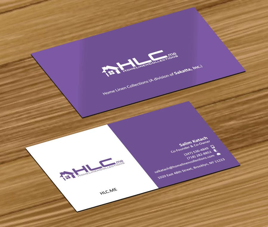 Entry #3 by jobee for Design some Business Cards for Co-Owner/Co ...