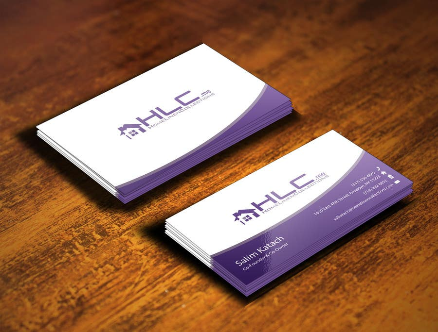 Entry 25 By Habib919000 For Design Some Business Cards For Co Owner