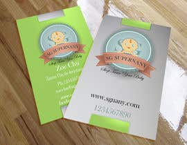 smartwiztech1 tarafından Design some Logo and Business Cards for Baby Sleep Trainer and Parenting Coach için no 44