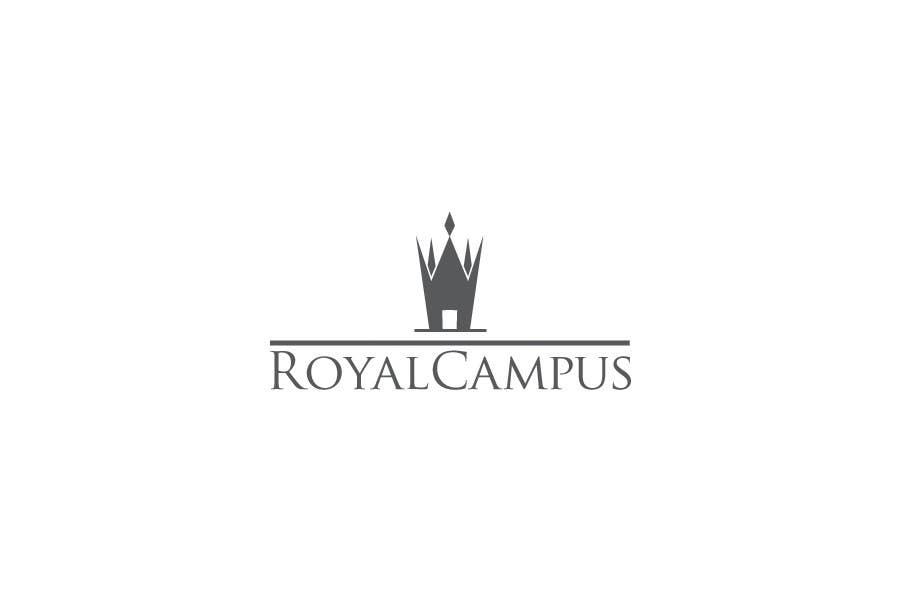 Proposition n°                                        256                                      du concours                                         Logo Design for Royal Campus