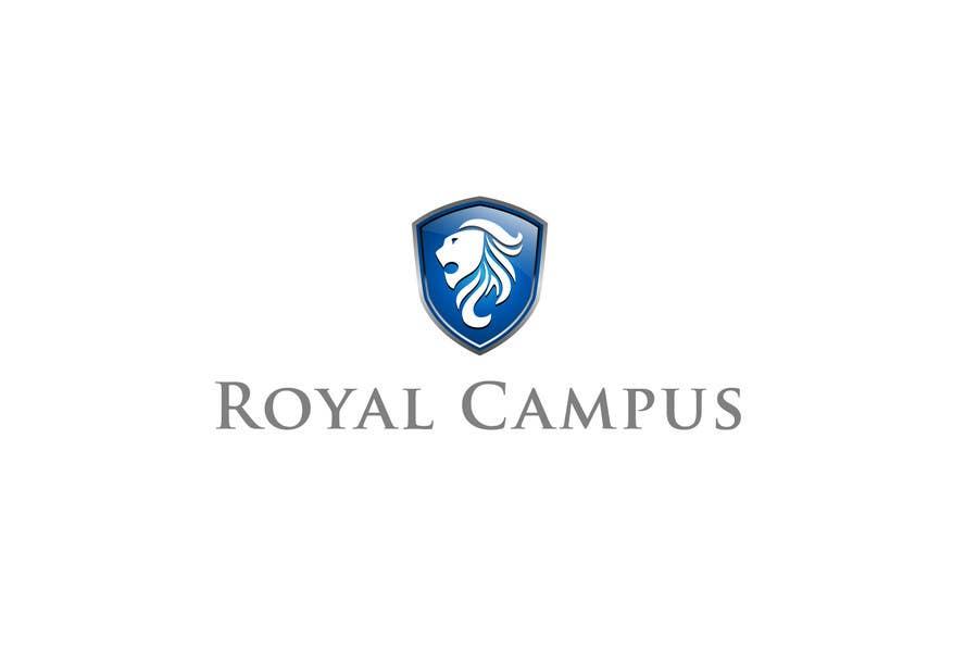Proposition n°                                        251                                      du concours                                         Logo Design for Royal Campus