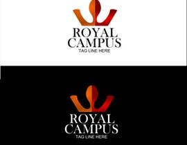 #59 dla Logo Design for Royal Campus przez colourz