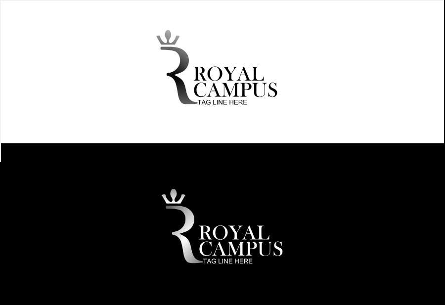 Contest Entry #34 for Logo Design for Royal Campus