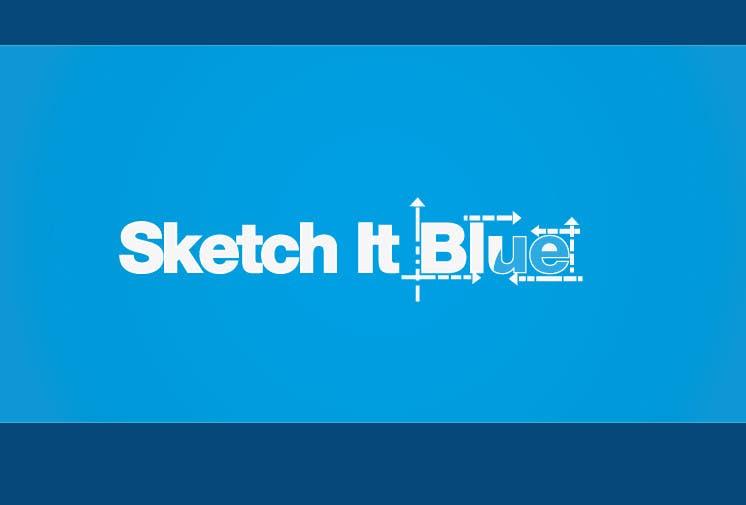 Penyertaan Peraduan #436 untuk Logo Design for Sketch It Blue