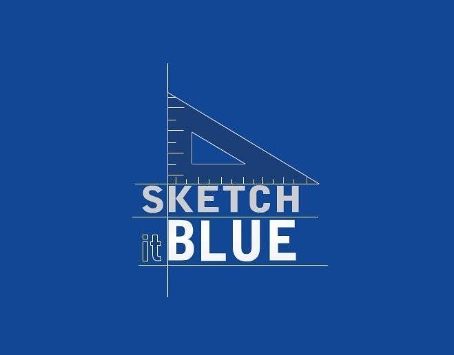 Penyertaan Peraduan #553 untuk Logo Design for Sketch It Blue