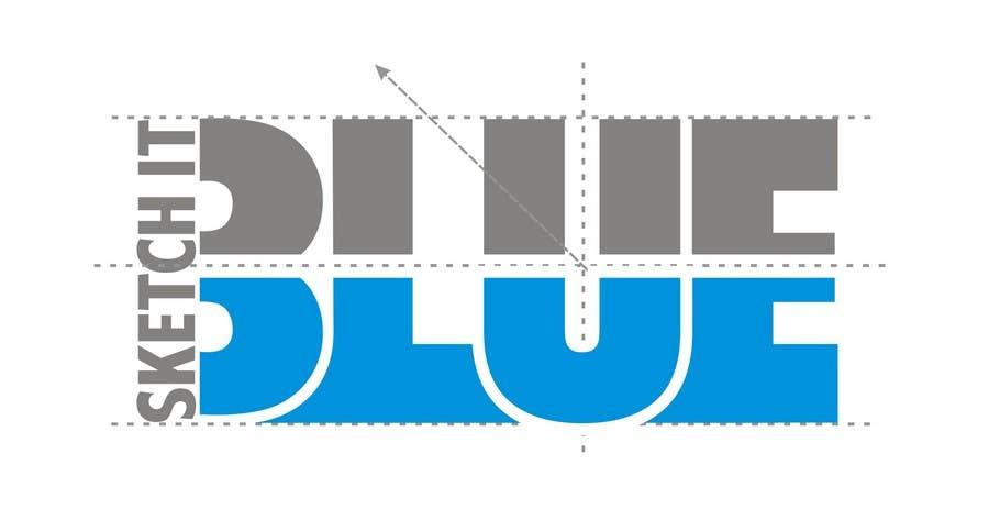 Penyertaan Peraduan #674 untuk Logo Design for Sketch It Blue