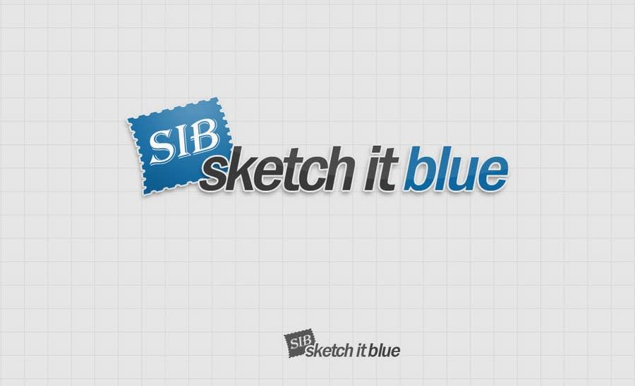 Penyertaan Peraduan #355 untuk Logo Design for Sketch It Blue