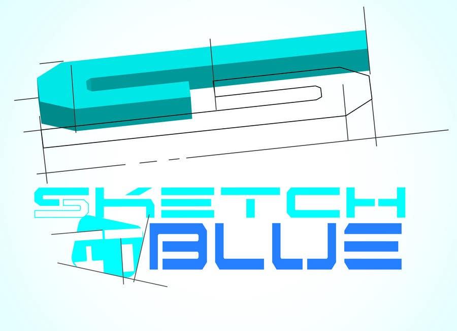 Penyertaan Peraduan #647 untuk Logo Design for Sketch It Blue