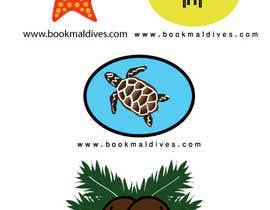 kilanizeid tarafından Design a Logo for Book Maldives için no 11