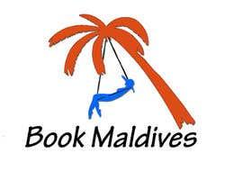 danielezappala tarafından Design a Logo for Book Maldives için no 8