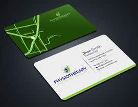 #6 for design business card for physiotherapy clinic by mahmudkhan44