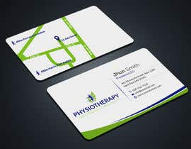 #16 for design business card for physiotherapy clinic by mahmudkhan44