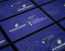 #15 for design business card for physiotherapy clinic by sevenstylesart