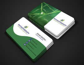 #8 for design business card for physiotherapy clinic by fazal97