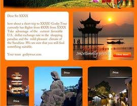 #7 for Advertisement Design for Godiytour.com af parasulike