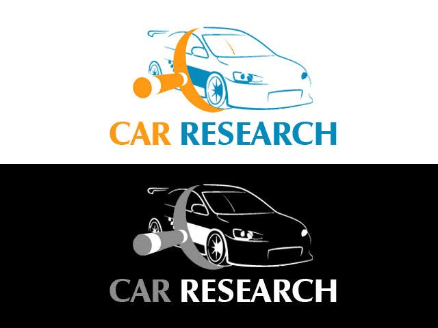 Proposition n°                                        58                                      du concours                                         Logo Design for CarResearch.co.uk