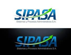 #46 para Logo Design for SIPASA por pinky