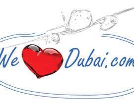 "#23 untuk Design a Logo for Hotel Booking Site ""We Love Dubai.com"" oleh hichemturki"