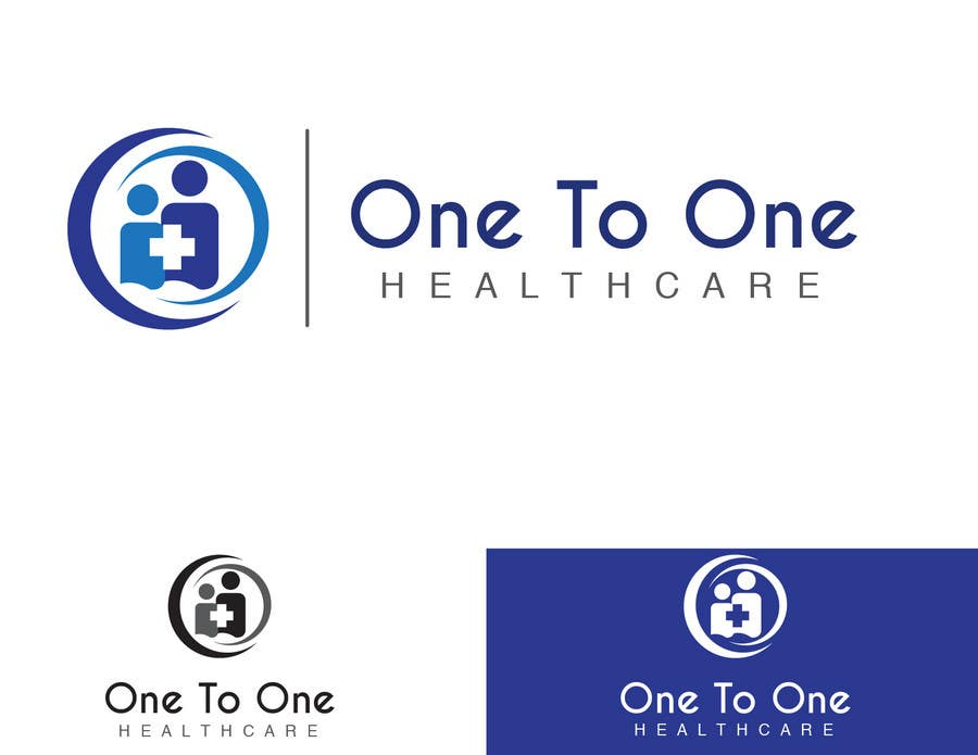 Konkurrenceindlæg #                                        140                                      for                                         Logo Design for One to one healthcare