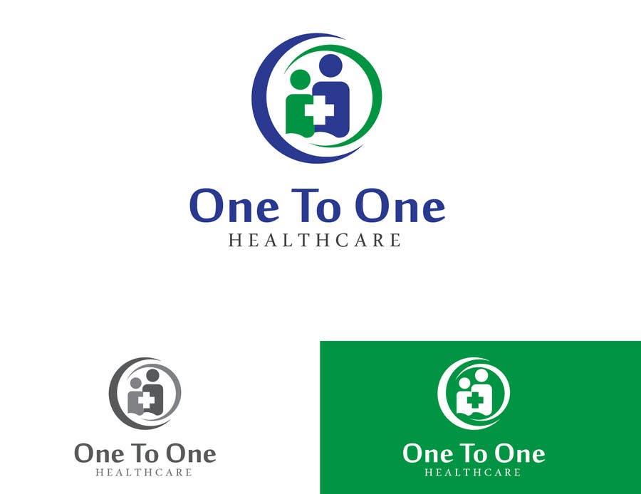 Konkurrenceindlæg #                                        135                                      for                                         Logo Design for One to one healthcare
