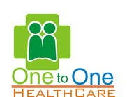 Logo Design for One to one healthcare için Graphic Design160 No.lu Yarışma Girdisi