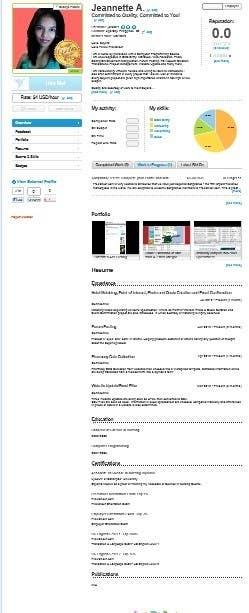 Конкурсная заявка №653 для Scriptlance Users: Complete your Profile and Win!