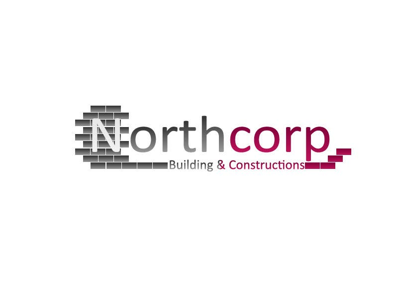 Konkurrenceindlæg #                                        338                                      for                                         Corporate Logo Design for Northcorp Building & Construction