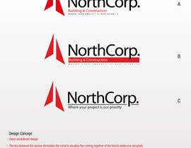 #162 para Corporate Logo Design for Northcorp Building & Construction por shahraiz30