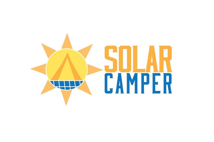Inscrição nº                                         18                                      do Concurso para                                         Design a Logo for Solar Camper