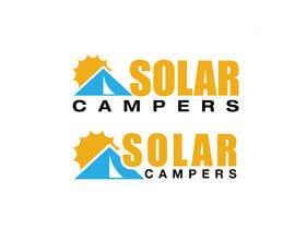 #52 para Design a Logo for Solar Camper por zaldslim