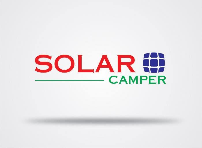 Inscrição nº                                         96                                      do Concurso para                                         Design a Logo for Solar Camper
