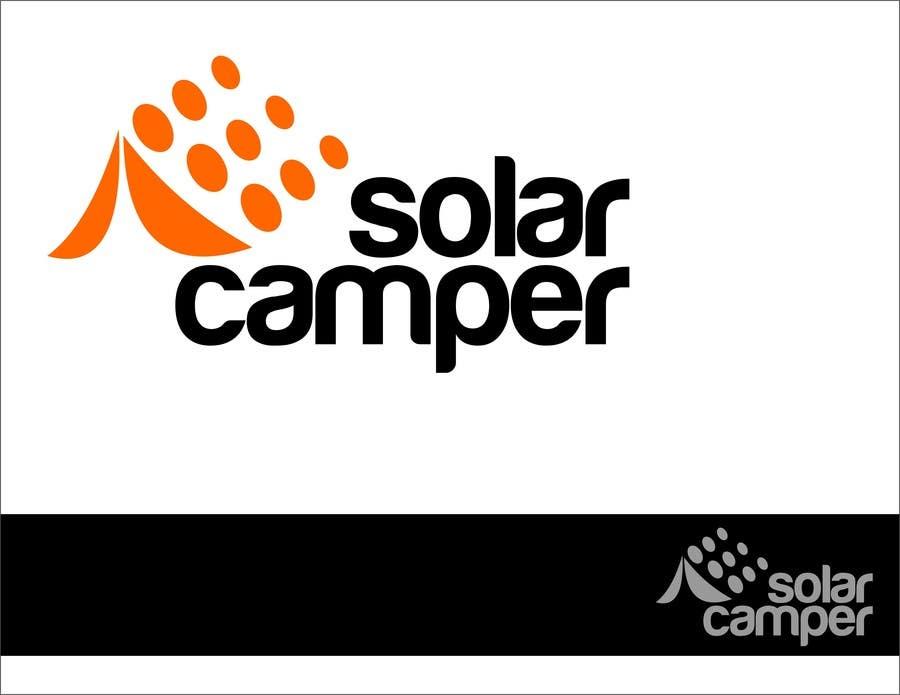 Inscrição nº                                         4                                      do Concurso para                                         Design a Logo for Solar Camper