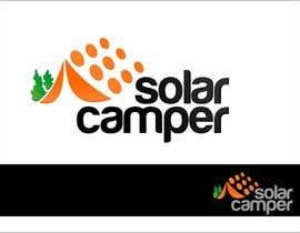 #53 para Design a Logo for Solar Camper por TheAVashe