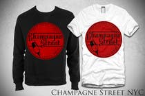 Contest Entry #11 for Street Wear Design for Champagne Street