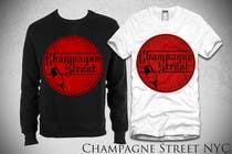 Bài tham dự #11 về Graphic Design cho cuộc thi Street Wear Design for Champagne Street