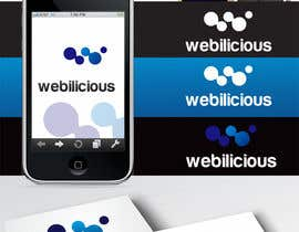 #180 for Logo Design for Webilicious af ulogo