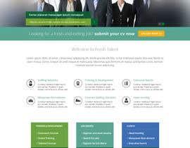 #11 untuk Design a Website for Fresh Talent oleh Pavithranmm