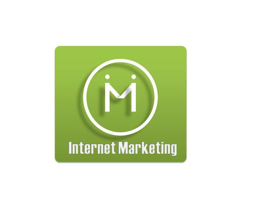 Konkurrenceindlæg #                                        24                                      for                                         Design a Logo for an Internet Marketing company