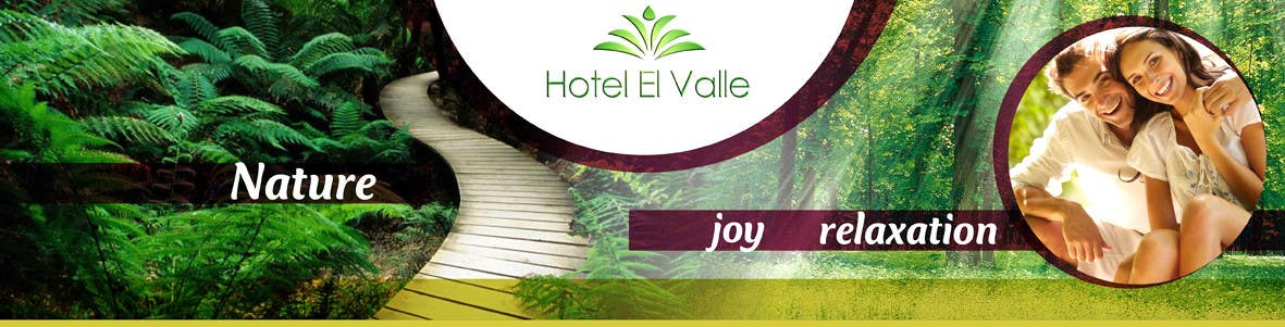 Contest Entry #                                        70                                      for                                         Banner Ad Design for Hotel el Valle