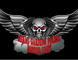 #7 untuk Design a Logo for Miami Gardens Police Motor Unit oleh globelancer