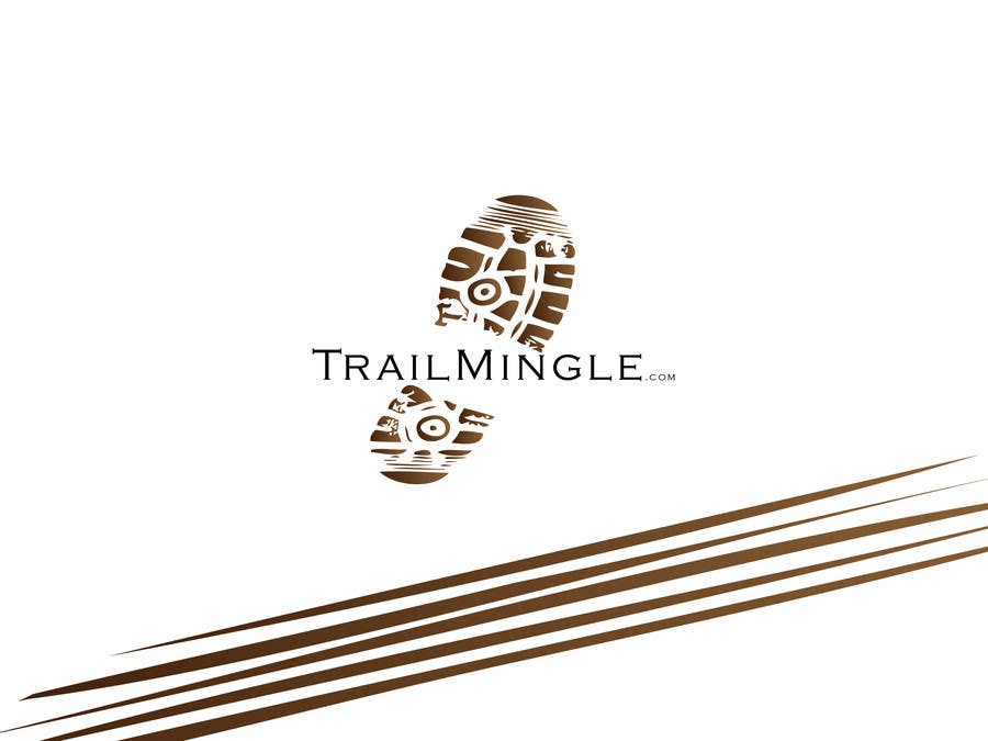 #67 for Trail Mingle Logo Design Contest by hatterwolf