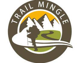 #75 para Trail Mingle Logo Design Contest por datagrabbers