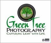 Logo Design Konkurrenceindlæg #36 for Develop a Simple and Clean Corporate Identity for Business called: Greentree Photography