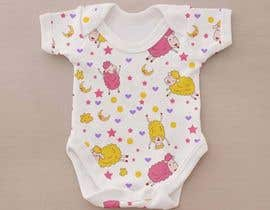 #23 para Create a pattern for baby clothes por satishvik2020